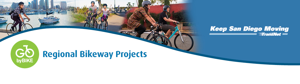 Go By Bike Regional Bikeway Projects