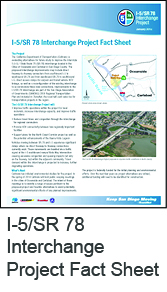 sr 78 fact sheet