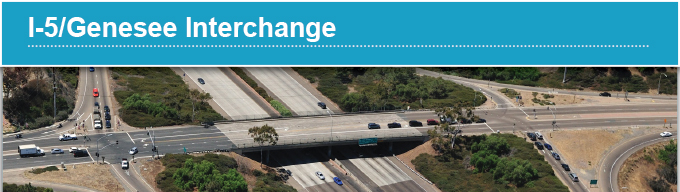 I-5/Genesee Interchange Introduction