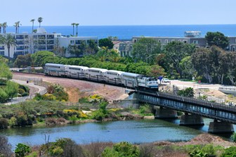 North Oceanside Double Track