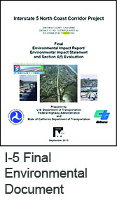 I5 Final Environmental Document