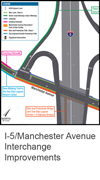 I-5/Manchester Avenue Interchange Improvements