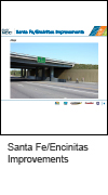 Santa Fe/Encinitas Improvements